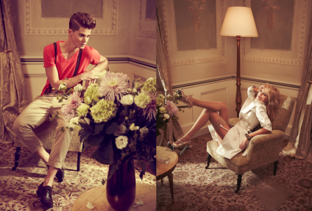 Andreas Ortner for Rich and Royal