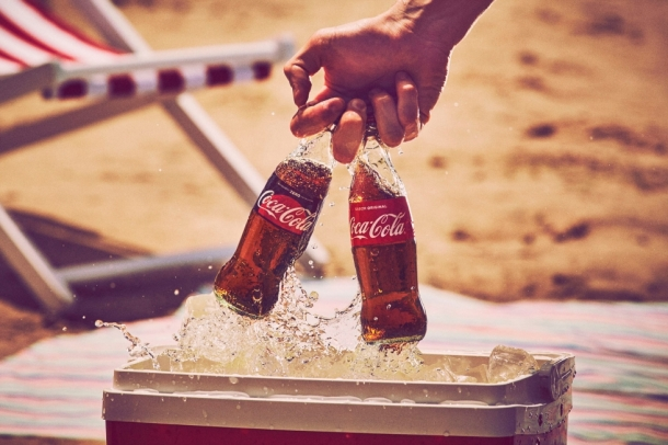 ManueL ARCHAIN _ Coca Cola shoot